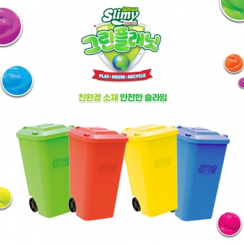 Slimy 슬라이미 그린플래닛